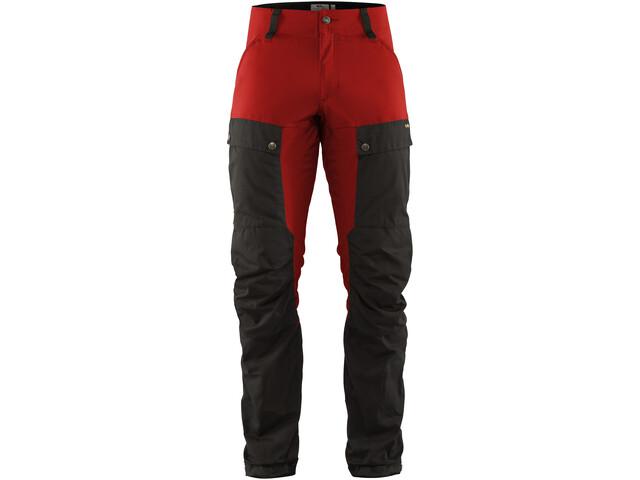 Fjällräven Keb Pantalones Hombre, stone grey-lava